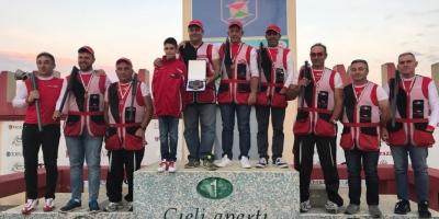 07 10.18 Finale del Campionato Italiano di Fossa Olimpica