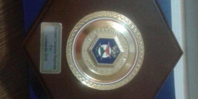 Titolo regionale in Fossa Universale con il Capitano Merigo Gianfranco 02 06 2016