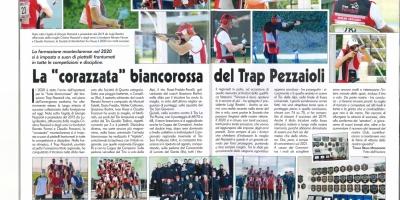 """La """"corazzata"""" biancorossa del Trap Pezzaioli"""