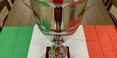 La Corrazzata Trap Pezzaioli Sbanca tutto Titolo italiano di società di fossa universale e Coppa dei Campioni 2019. Tanta Tanta Roba!!!!!