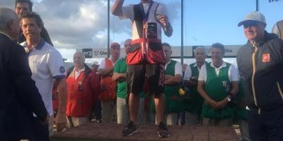 Pezzotti FLAVIO Il portacolori delle Furie Rosse Trap Pezzaioli ha vinto il titolo italiano di categoria Allievi. Complimenti!!!! Tanta tanta roba!!!!