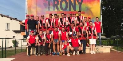 Quarto titolo consecutivo Regionale estivo di Società in fossa olimpica