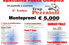 4° Trofeo Trap Pezzaioli